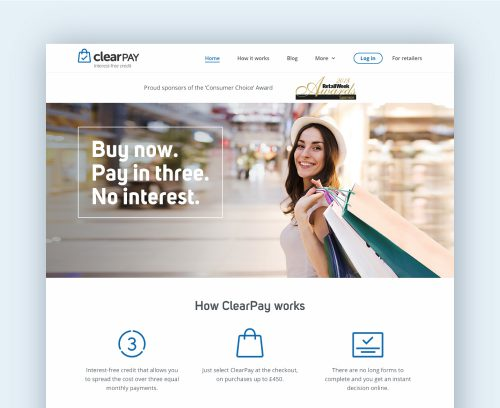 ThinkSmart's Sale of ClearPay to Afterpay Touch Group Limited
